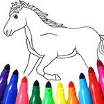 Horse Coloring Book APK