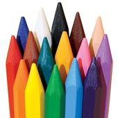 Coloring book icon