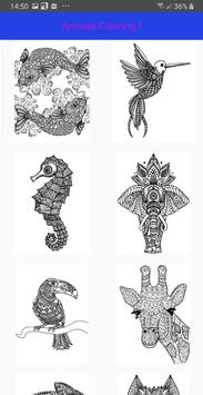 Free Coloring Book - Coloring Game for Adults screenshot 1