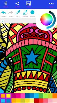 Free Coloring Book - Coloring Game for Adults screenshot 5