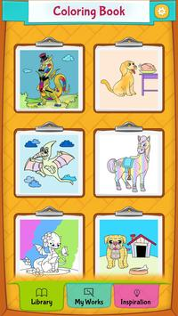 Coloring Pages for Boys screenshot 9