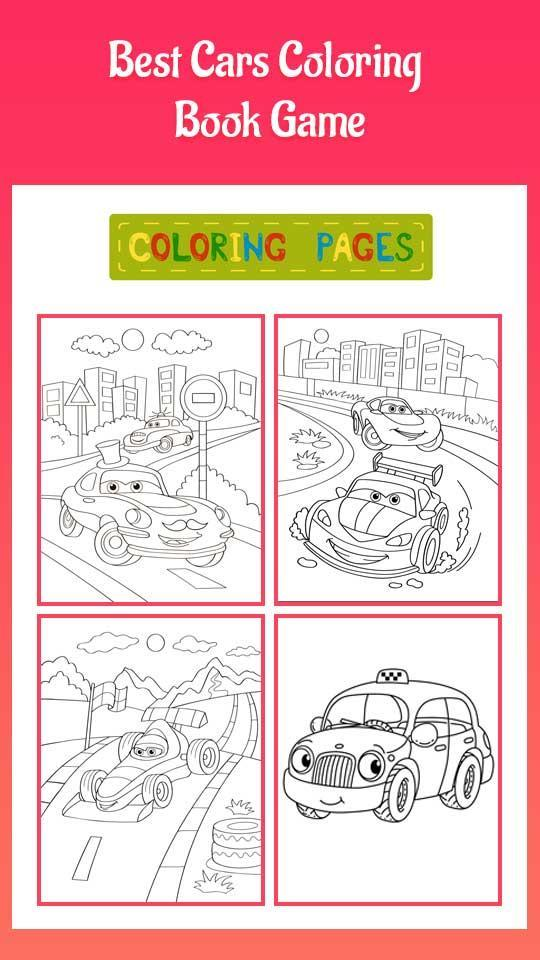 car coloring pages   Cars and vehicles coloring - best, car ...   960x540