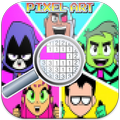 Color By Number Teen Titans Go Pixel Art Games