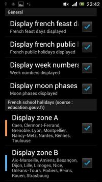 Calendar Pro - Agenda screenshot 4
