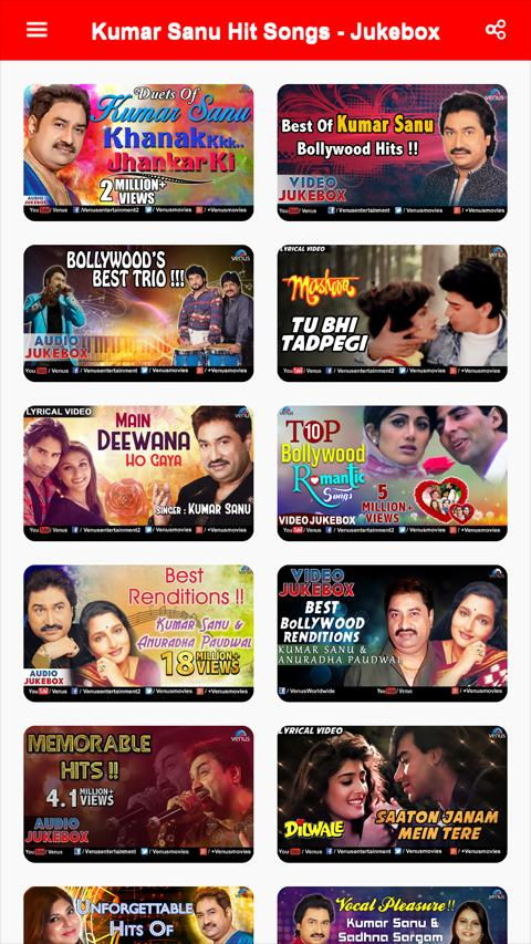 Kumar Sanu Hit Songs Jukebox For Android Apk Download