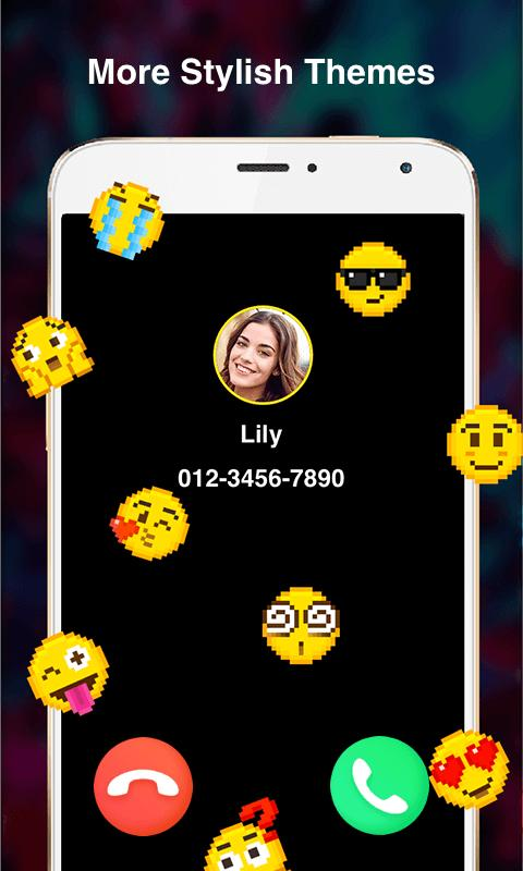 Color Call Flash Screen - Color Phone,LED Ringtone for Android - APK