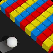Color Bump 3D icono
