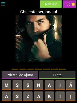 Ghiceste personajul-Riverdale screenshot 9