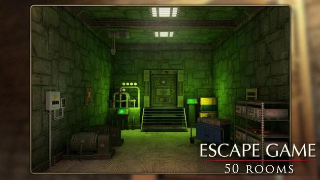 Escapar juego: 50 habitación 1 captura de pantalla 3