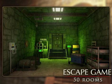 Побег игра: 50 комната 1 скриншот 13