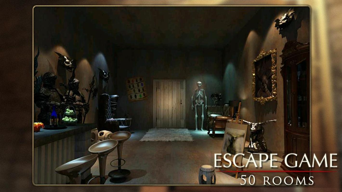 Resultado de imagen de escape game 50 rooms