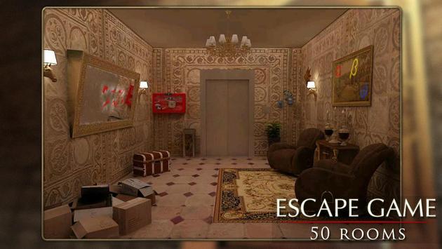 Escapar juego: 50 habitación 1 captura de pantalla 4