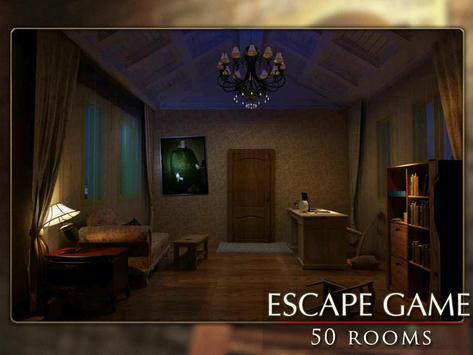 Escapar juego: 50 habitación 1 captura de pantalla 5