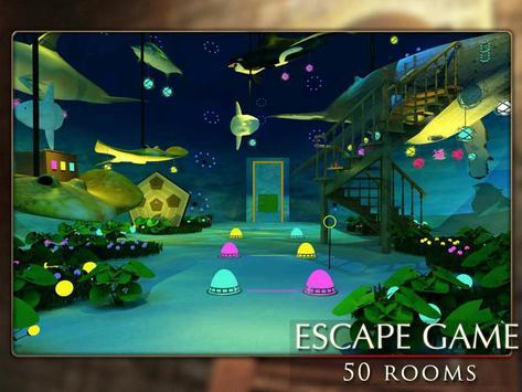 Escapar juego: 50 habitación 1 captura de pantalla 6