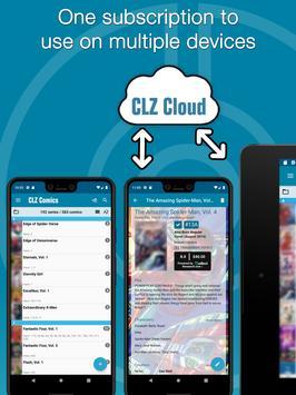CLZ Comics screenshot 14