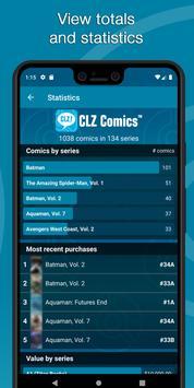 CLZ Comics screenshot 5