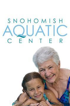 Snohomish Aquatics Center poster