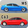 CarSim M5&C63