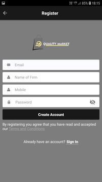 Quality Market screenshot 1