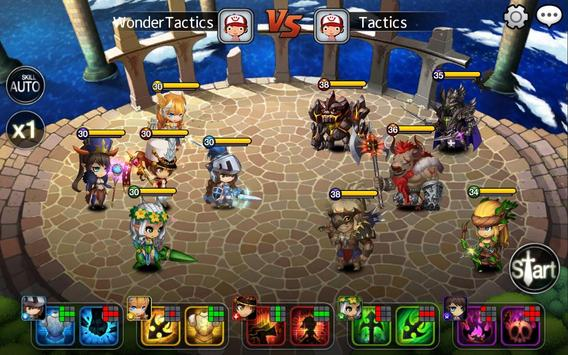 Wonder Tactics screenshot 20