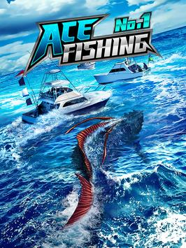 Ace Fishing Poster