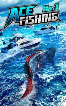 Ace Fishing تصوير الشاشة 14