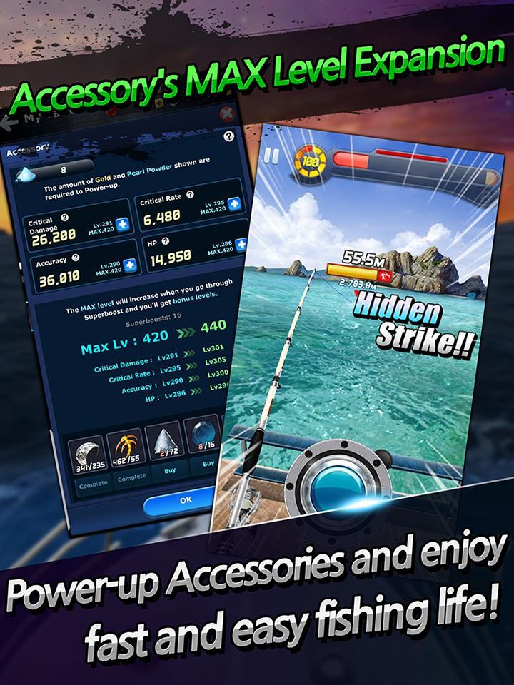 ace fishing wild catch mod apk 4.0.1