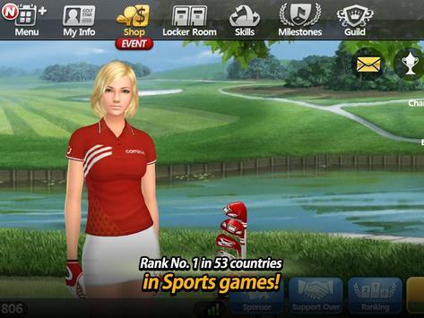 Golf Star™ screenshot 3