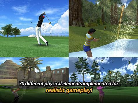 Golf Star™ screenshot 1
