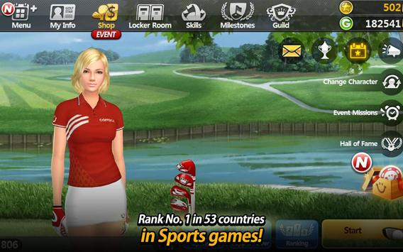Golf Star™ screenshot 9