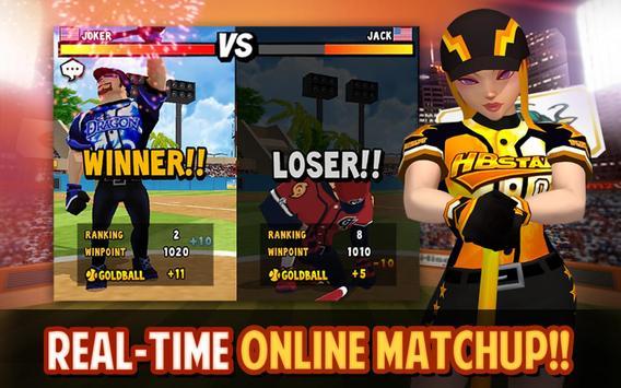 Homerun Battle 2 screenshot 1
