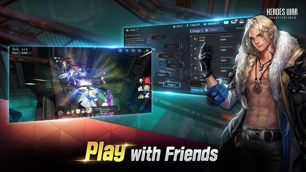 Heroes War screenshot 12