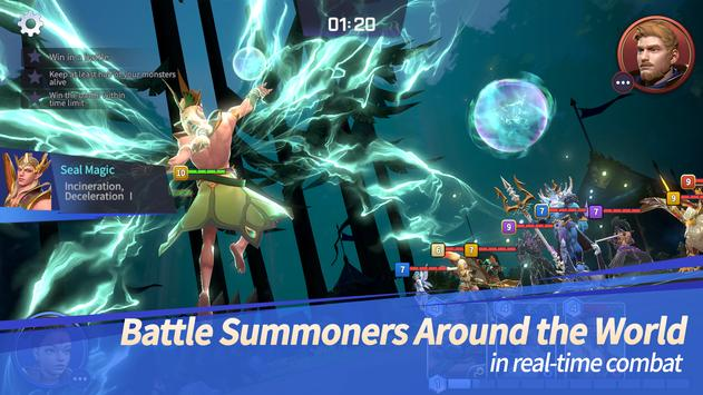 Summoners War: Lost Centuria screenshot 7