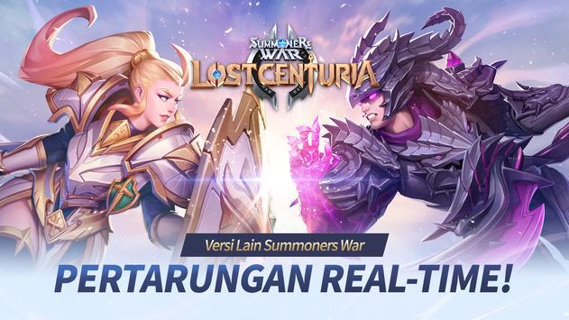 Summoners War: Lost Centuria screenshot 10