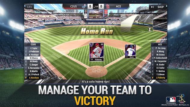 MLB 9 Innings GM Screenshot 3