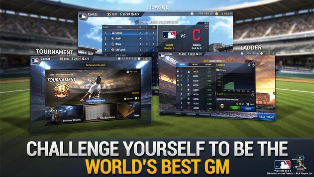 MLB 9 Innings GM Screenshot 12