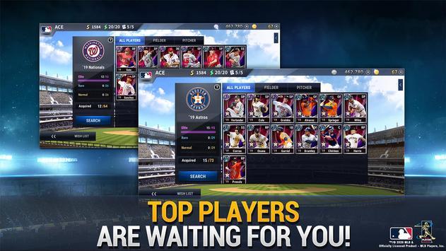 MLB 9 Innings GM Screenshot 21