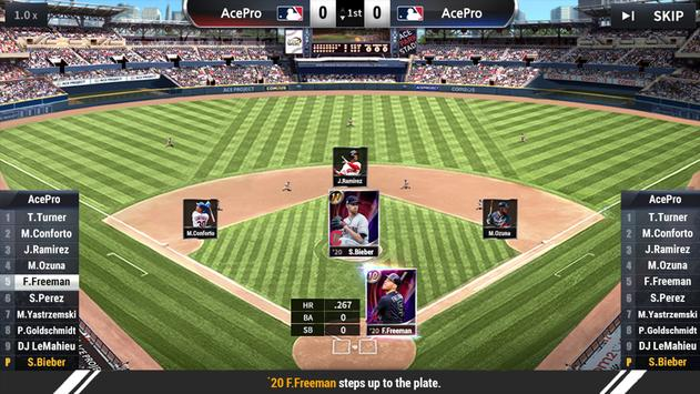 MLB 9 Innings GM captura de pantalla 5