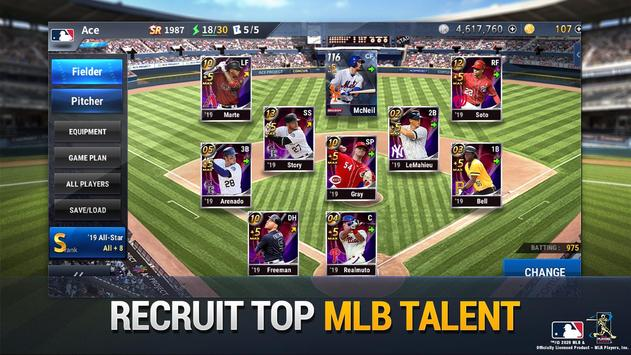 MLB 9 Innings GM capture d'écran 9