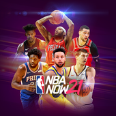 NBA NOW 21 아이콘