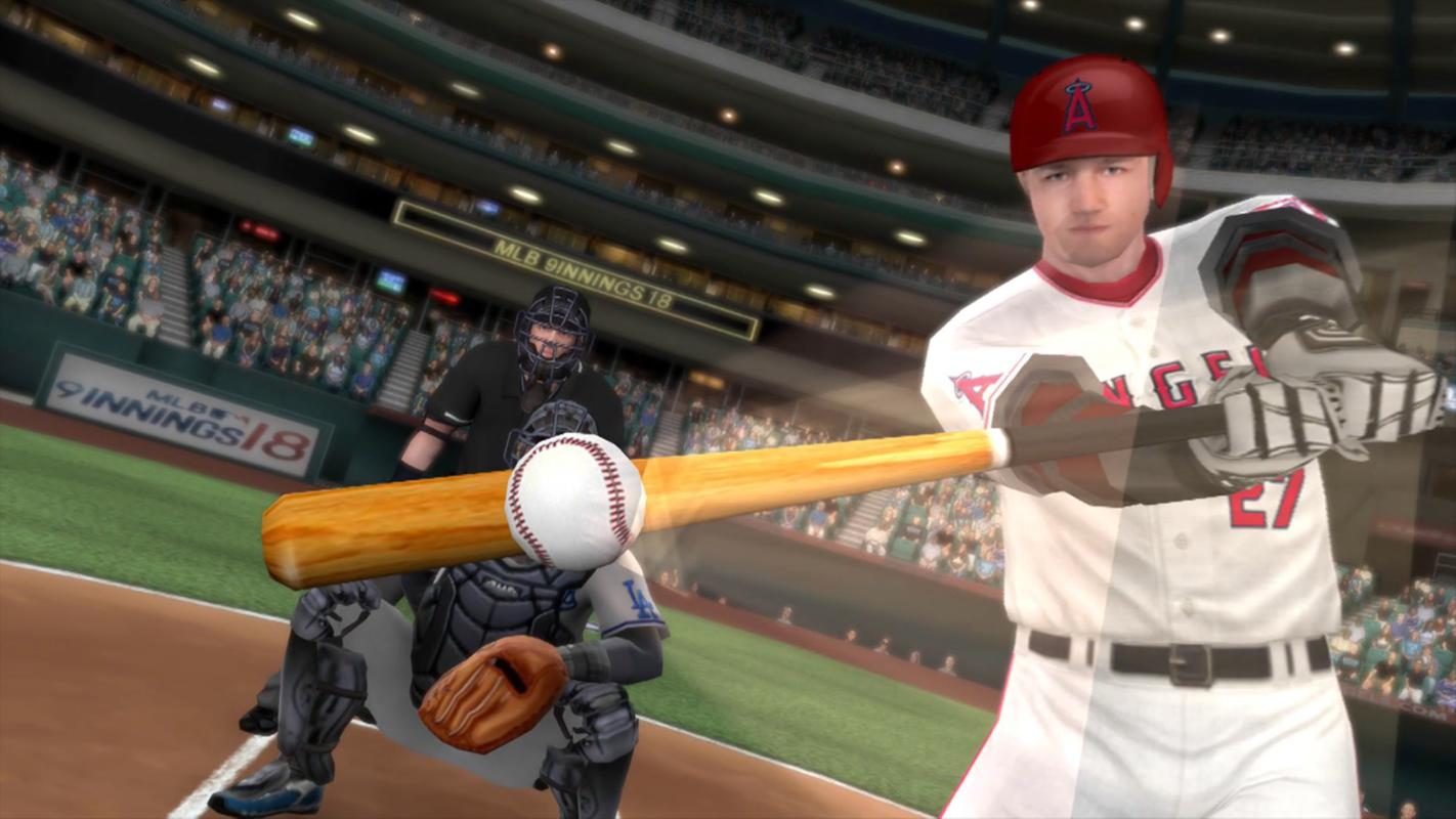 MLB 9 Innings 18 para Android - APK Baixar 4f634a20c38