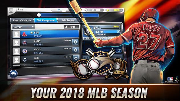 MLB:9局職棒18 截圖 4