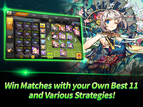 Soccer Spirits screenshot 3