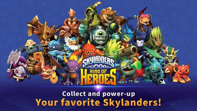 Skylanders™ Ring of Heroes स्क्रीनशॉट 13