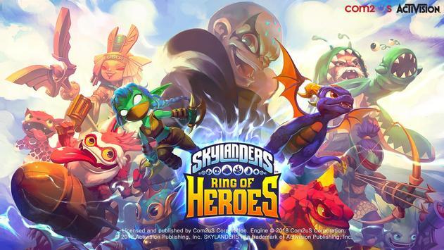 Skylanders™ Ring of Heroes screenshot 14