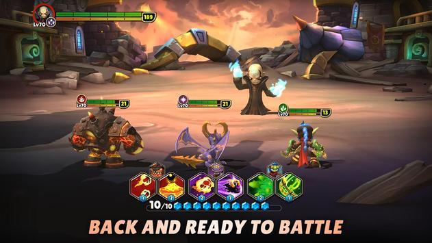 Skylanders™ Ring of Heroes screenshot 15
