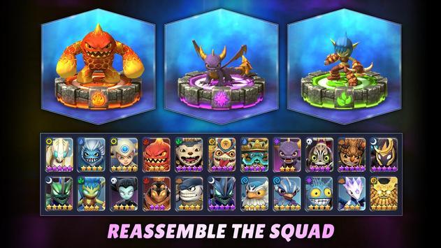 Skylanders™ Ring of Heroes screenshot 16