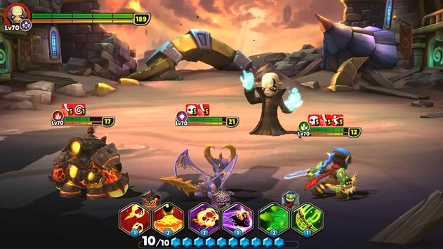 Skylanders™ Ring of Heroes screenshot 17