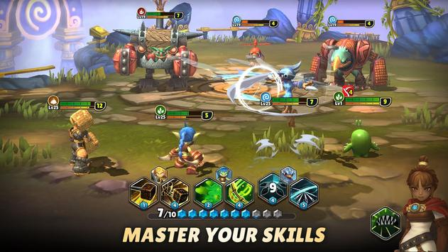 Skylanders™ Ring of Heroes screenshot 17
