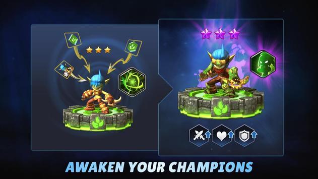 Skylanders™ Ring of Heroes screenshot 18